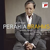 Murray Perahia - Brahms: Handel Variations Op.24, Etc. [Japan CD] SICC-1419 by Murray Perahia (2010-11-24)