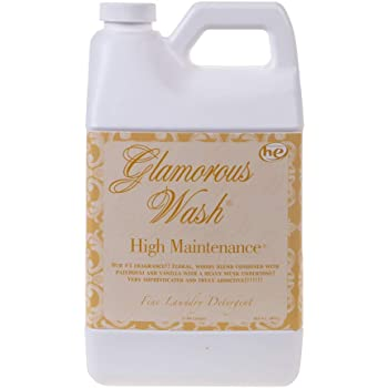 Amazon Com Tyler Tyler Candle Company High Maintenance Fine Laundry Detergent 16 Fl Oz 16 Ounce Health Personal Care
