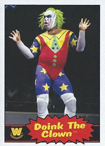 2012 Topps Heritage #72 Doink The Clown NM-MT
