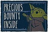 Star Wars The Mandalorian - Precious Bounty Inside Unisex Felpudo...