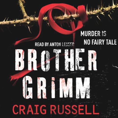 Brother Grimm audiobook cover art