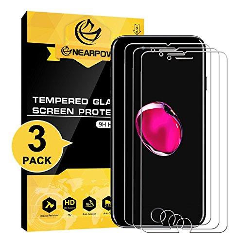 pantalla cristal templado iphone 8 fabricante NEARPOW