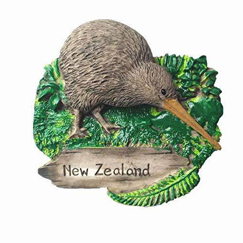 Kiwi Vogel van Nieuw-Zeeland Koelkast Magneet Reizen Souvenir Gift Collection Home Keuken Decoratie Magnetische Sticker, Nieuw-Zeeland Koelkast Magneet