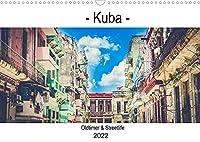 """Kuba - Oldtimer & Streetlife (Wandkalender 2022 DIN A3 quer): Die fotografische Ansammlung ist waehrend einer Reise durch Kuba entstanden und konzentriert sich auf Motive der Kategorie """"Oldtimer und Streetlife"""". (Geburtstagskalender, 14 Seiten )"""