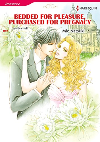 Bedded for Pleasure, Purchased for Pregnancy: Harlequin comics (English Edition)