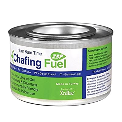 Zodiac CGE3 Chafer Gel Ethanol Fuel 2 hour