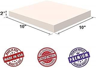 Upholstery Visco Memory Foam Square Sheet- 3.5 lb High Density 2
