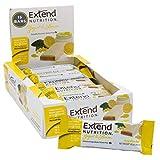 Extend Bar Blood Sugar Control Protein Bar, Yogurt & Lemon, 1.48 Ounce (Pack of 15)