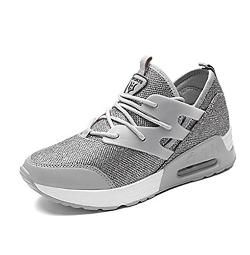 Huaishu Dames Mesh Sneakers Lente Sport Casual Hardloopschoenen Ademende Net Schoenen Koreaanse Flat Net Mesh Schoenen