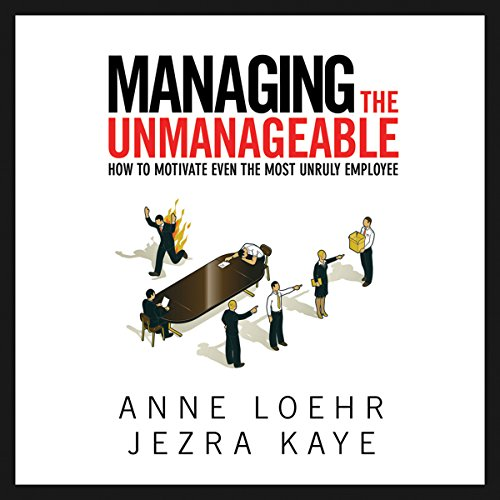 Managing the Unmanageable audiobook cover art