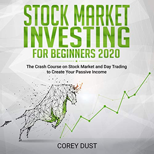 Stock Market Investing for Beginners 2020  By  cover art