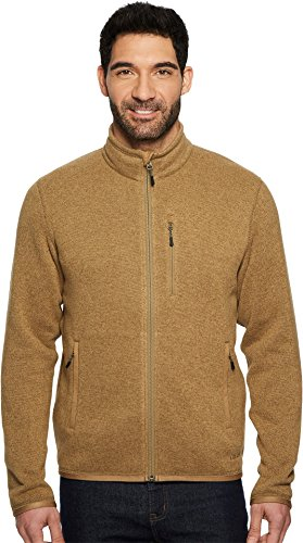 Filson Ridgeway Fleecejacke -  Orange -  Medium