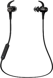 NuForce BE Sport 3 In-Ear trådlösa Bluetooth-hörlurar magnetiska 560mm GRÅ