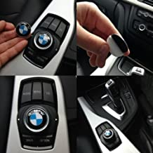 JD PARTS LLC BMW Multimedia Sound Button iDrive Controller Badge