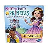 Pretty Pretty Princess Board Game, The Classic Jewelry Dress-Up Game for Kids Ages 5 and Up, for 2-4 Players