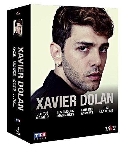 Xavier Dolan - Coffret: J'ai tué ma mère + Les amours imaginaires + Laurence Anyways + Tom à la ferme [Francia] [DVD]