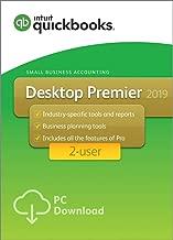 QuickBooks Premier 2019 2-User for Windows