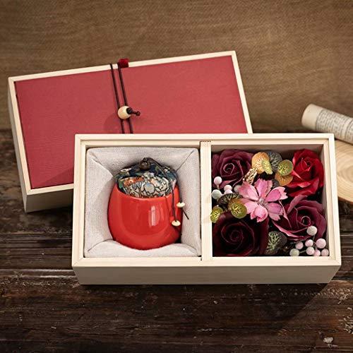 ソープフラワー フレグランス 人気 造花 石鹸 アロマキャンドル 蓋つき おしゃれ プレゼント ギフトボックス ローズ シャボンフラワー いい匂い 可愛い フラワーボックス フラワーギフト メッセージカード付き 母の日 父の日 女性 出産祝い 結婚祝い 誕