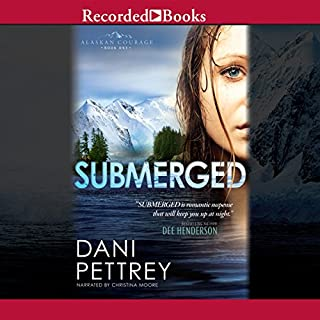 Submerged audiobook cover art