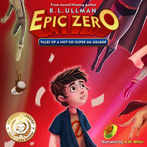 Epic Zero cover art