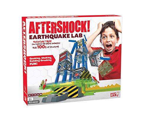 SmartLab Toys Aftershock Earthquake Lab Set (53 Piece)