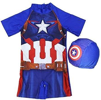 Best one piece superhero swimsuit Reviews