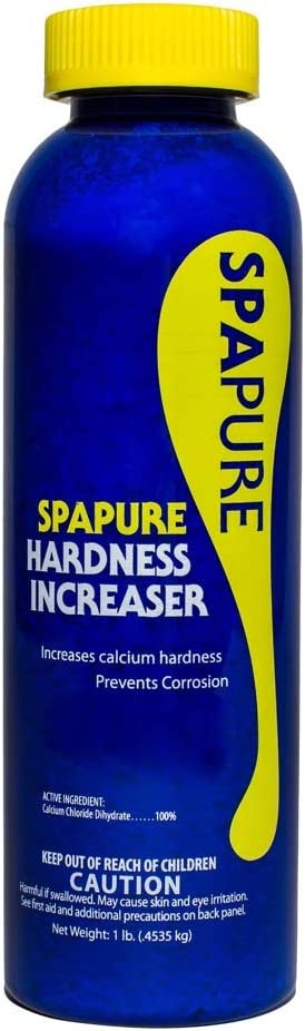SpaPure sold out Miami Mall Calcium Hardness Increaser 16oz