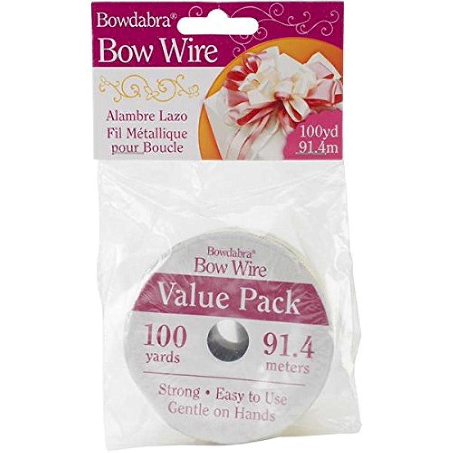 Darice Bowdabra Bow Wire, 100-Yard, Gold