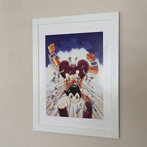 Générique Encadré Osamu Tezuka Art Print 12x16 - Manga - Astro Boy - Lost World