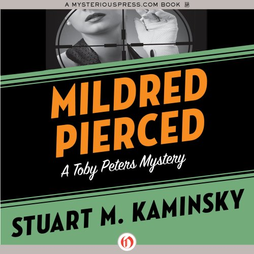 Mildred Pierced audiobook cover art