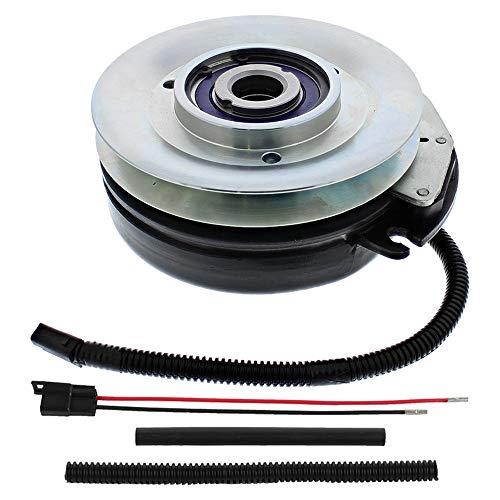 Xtreme Outdoor Power Equipment Replaces Hustler 606936K PTO Blade Clutch for Hustler 937714-HTHSZS060KAWFX1000VA, 937219-HTSWSR104BASVANM61EFIA, 937201-HTSWSR104BASVANM61A, 937110-HTSS060KAWFX850VA