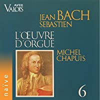 Js Bach;Organ Work Vol.6