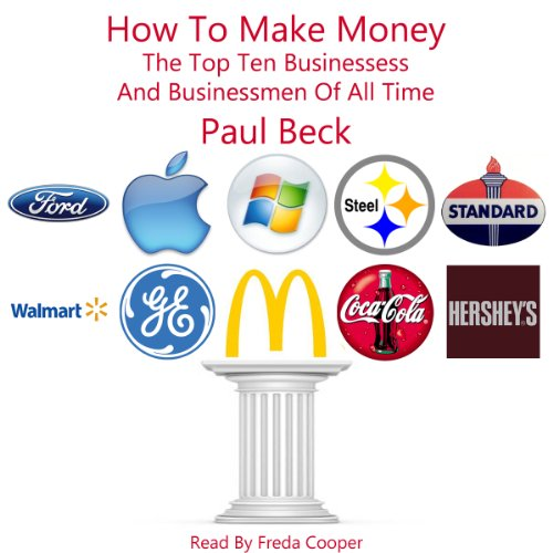 How to Make Money  By  cover art