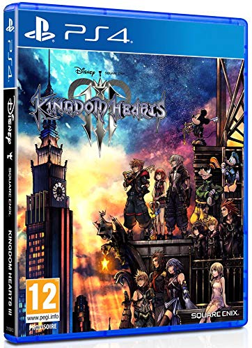 Kingdom Hearts 3 sur PS4