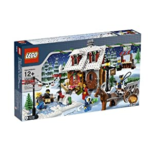 © 2010 The LEGO Group / Amazon.co.jp - レゴ クリエイターエキスパート ウィンタービレッジベーカリー 10216