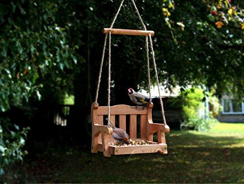 Swing Sitz BIRD FEEDER–Vogel Tisch - 3