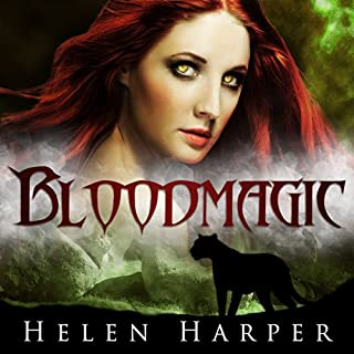 Bloodmagic audiobook cover art