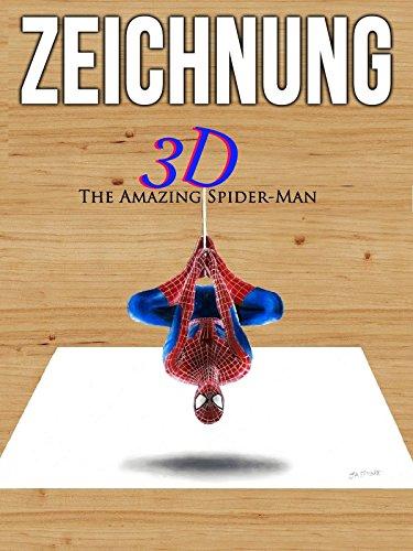 Clip: Zeichnung 3D The Amazing Spider-Man