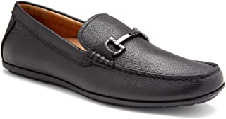Men's Mercer Mason Driving Moccasins – Leather/Suede Loafer for Men with Concealed Orthotic Support