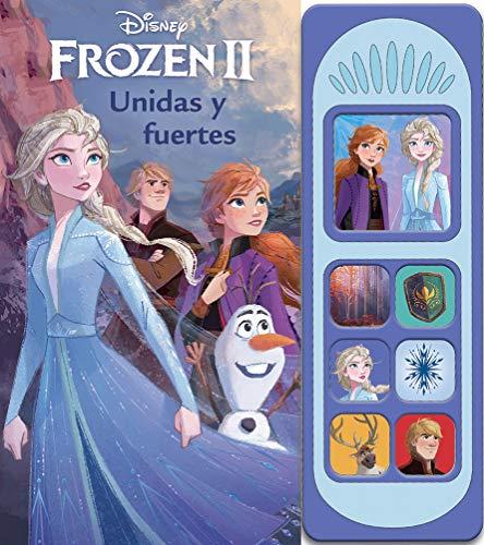 Libro Musical 7 Botones Frozen 2