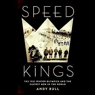 Speed Kings audiobook cover art