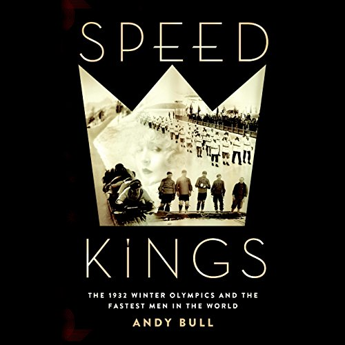 Speed Kings audiobook cover art