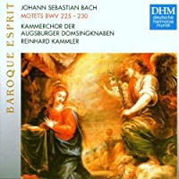 Bach, J.S.: Motets Bwv 225-230 by SIGISMONDO D'india