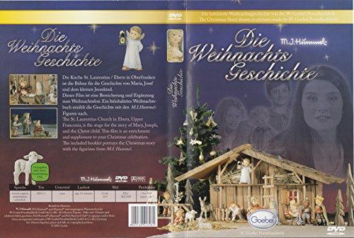 Die bebilderte Weihnachtsgeschichte (M.I. Hummel) von der W. Goebel Porzellanfabrik