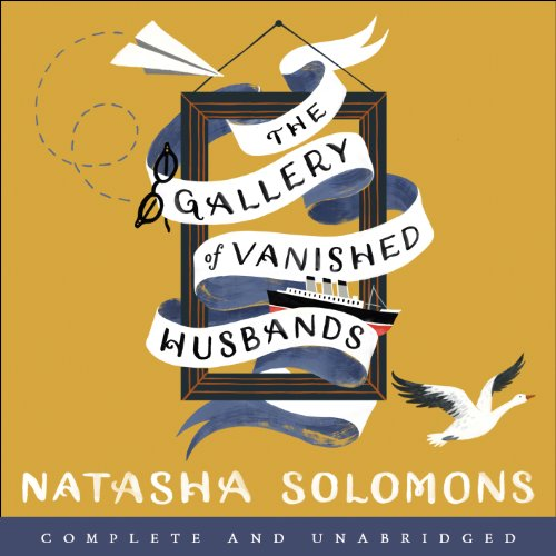 The Gallery of Vanished Husbands audiobook cover art