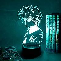 giyiohok3DイリュージョンLEDナイトランプ子供用3DナイトライトモンキーDルフィフィギュアUSBバッテリー駆動キッズナイトライトワンピース寝室の装飾LEDギフト-n23