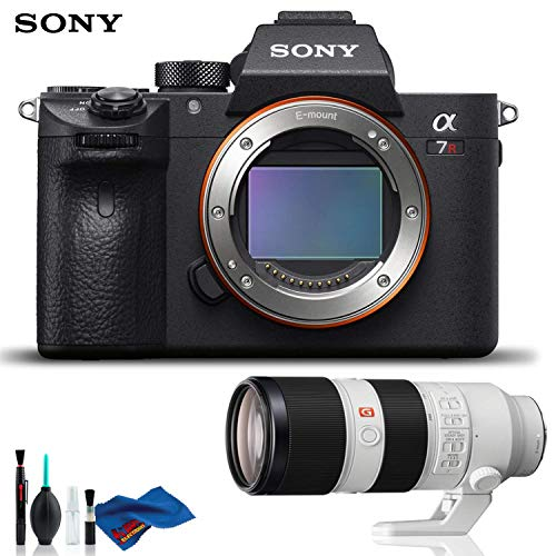 Great Features Of Sony Alpha a7R III Mirrorless Digital Camera with 70-200mm Lens - Starter Kit