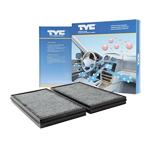 TYC 800028C2 BMW Replacement Cabin Air Filter