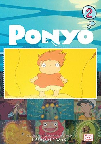 PONYO FILM COMIC GN VOL 02 (RES)