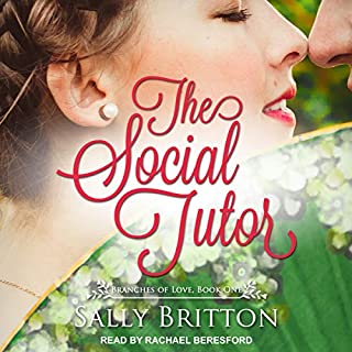 The Social Tutor audiobook cover art